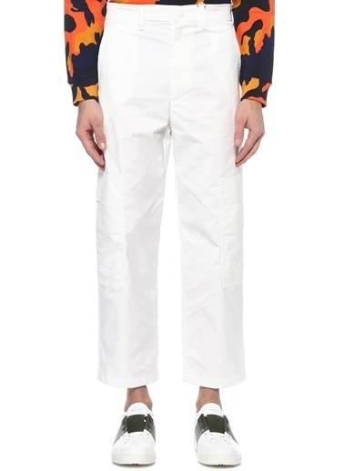 Valentino Pantolon Beyaz